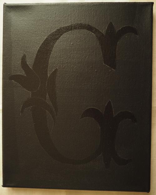 Série des monogrammes G: Gvernis