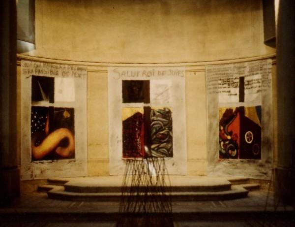 Icones vue de l'expo