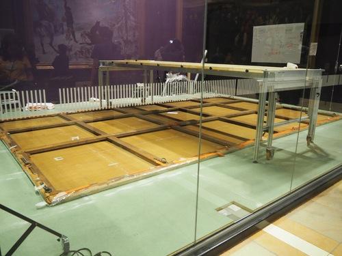 L'Atelier déserté.