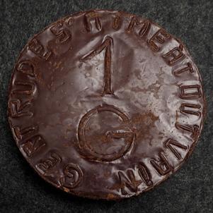 Sept ans: Une médaille en choc Os-là