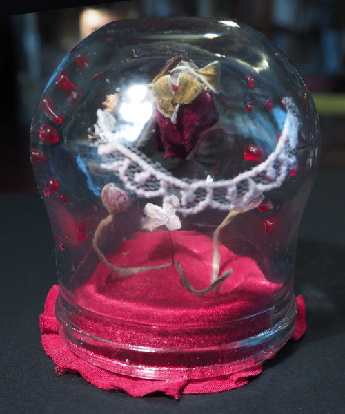 Les jardins Pulmon'air de Gertrude : Le jardin de la Rose